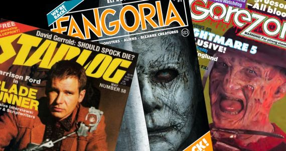 Fangoria Studios Launches, Centered Around Horror/Sci-Fi Film and TV Projects