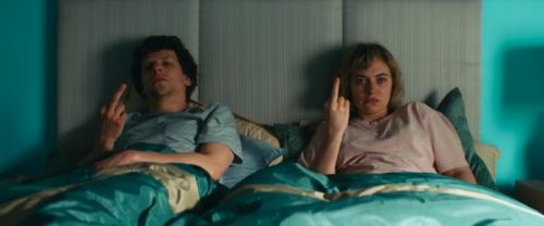 'Vivarium' Trailer: Jesse Eisenberg and Imogen Poots Are Trapped in a Freaky Forever Home