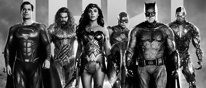'Zack Snyder's Justice League' Reveals Six Chapter Titles
