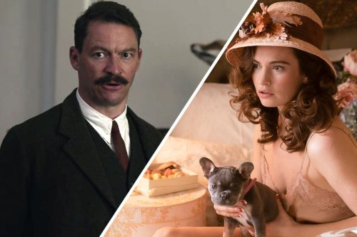 Amazon's 'The Pursuit of Love' Only Makes 2020's Dominic West/Lily James Affair More Fascinating