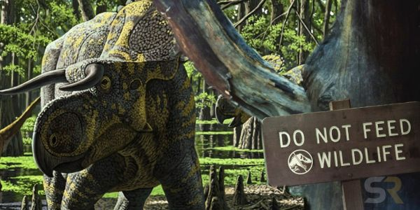 Battle At Big Rock: Jurassic World's Two New Dinosaurs Explained