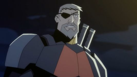 Deathstroke Knights & Dragons Trailer Previews New DC Animated Film