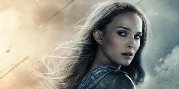 Was Natalie Portman's Thor: Love And Thunder Look Revealed Via Leaked Merch?