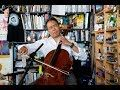 """Yo-Yo Ma Performs the First Classical Piece He Ever Learned: Take a 12-Minute Mental Health Break and Watch His Moving """"Tiny Desk"""" Concert"""