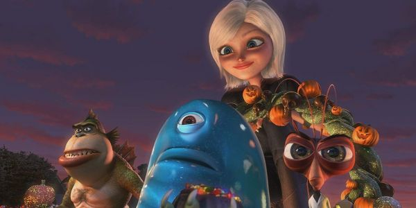 Monsters Vs. Aliens Mutant Pumpkins from Outer Space Is A Great Short