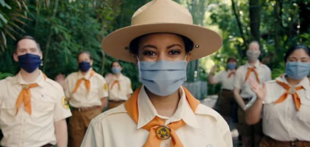 """VOTD: Disney World's """"Welcome Back' Video is More Unsettling Than It Thinks It Is"""