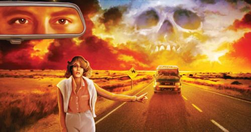 Road Games Collector's Edition Starring Jamie Lee Curtis