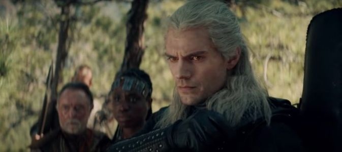 The Daily Stream: Come for Henry Cavill, Stay For the Dark Fantasy in 'The Witcher'