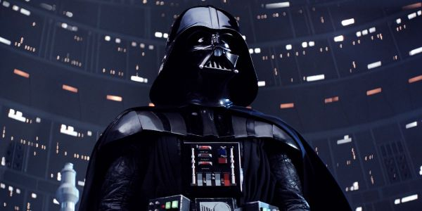 Epic Star Wars Photo Shows Steven Spielberg In Darth Vader's Costume