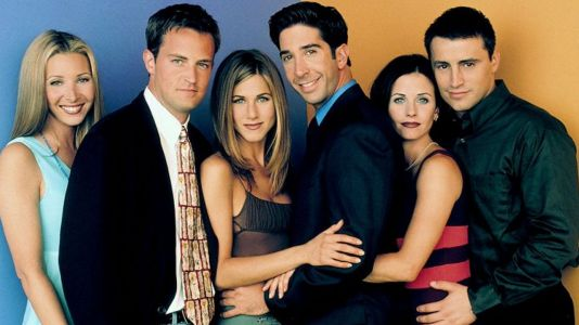Friends Reunion is a Go at HBO Max!