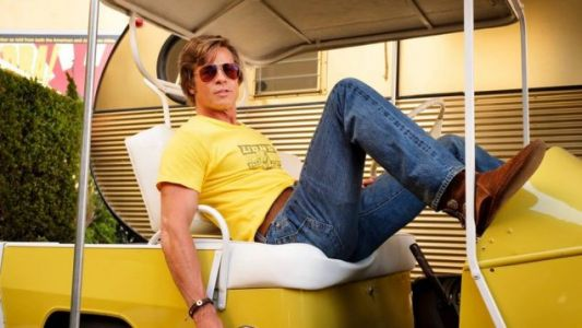 Brad Pitt's Not Gonna Spoil One Of ONCE UPON A TIME IN HOLLYWOOD's Biggest Mysteries