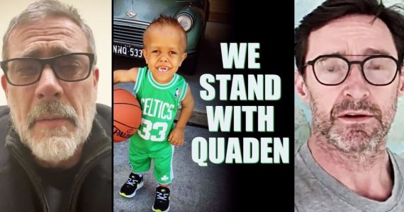 Bullied 9-Year Old Gets Outpouring of Support from Hugh Jackman, Jeffrey Dean Morgan and More
