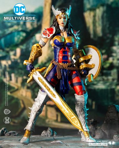 Todd McFarlane Redesigns Wonder Woman for a New Action Figure