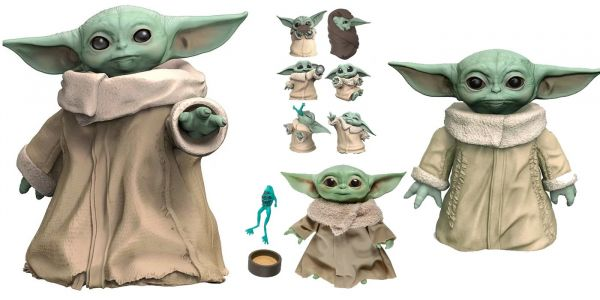 More Baby Yoda Merch Has Finally Been Revealed! | Screen Rant