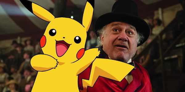 Detective Pikachu Filmmakers Tested Danny DeVito's Voice for Pikachu