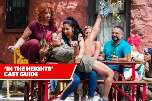 'In The Heights' Cast Guide: Who Stars In The Movie Adaptation Of Lin-Manuel Miranda's Musical?