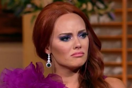 "Kathryn Dennis' Sobriety Is Questioned At The 'Southern Charm' Reunion: ""You Better Back The F**k Up"""