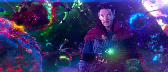 'Doctor Strange in the Multiverse of Madness' Leans Into Director Sam Raimi's Horror Background