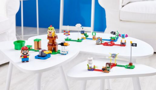 New Lego Super Mario Character Packs Coming This August