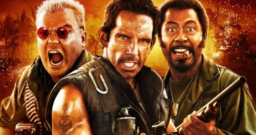 Does Robert Downey Jr. Think Tropic Thunder Could Get Made