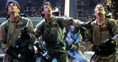 Ghostbusters 3 Director Meeting with Possible Leads This