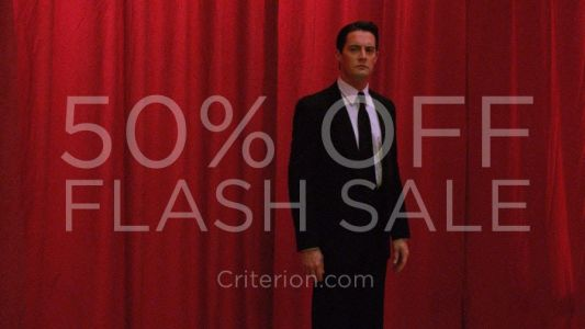 Criterion Collection Flash Sale: Get 50% Off In-Stock Blu Rays & DVDs