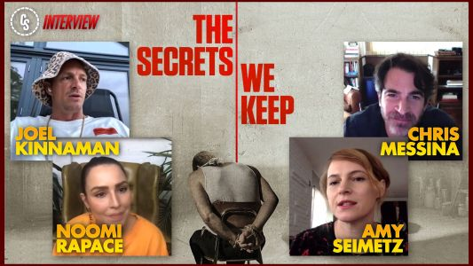 CS Video: The Secrets We Keep Cast Talk Drama-Thriller