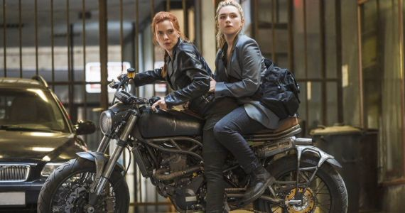 Black Widow Tag Team Fight Clip Arrives as Tickets Go on Sale