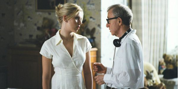 Scarlett Johansson Defends Woody Allen In New Interview