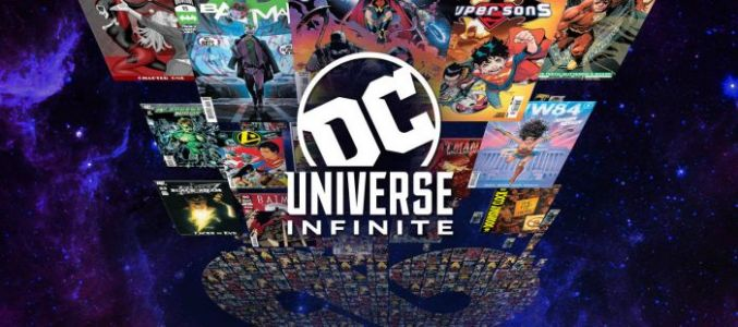 DC Universe Infinite Launches January 21 with the Largest Digital Collection of DC Comics