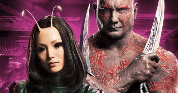 James Gunn Really Wanted a Drax & Mantis Movie, But Marvel Wasn't Interested