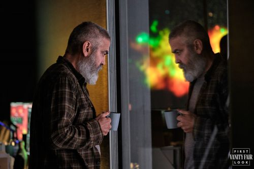 THE MIDNIGHT SKY First Look: George Clooney & Felicity Jones Star In Netflix's Apocalyptic Drama