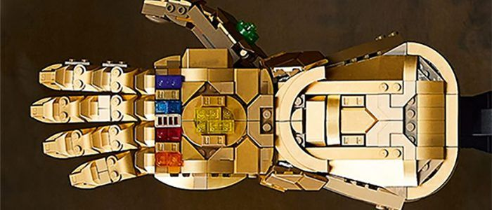 Cool Stuff: Building the New LEGO Infinity Gauntlet from 'Avengers: Infinity War' Will Be a Snap