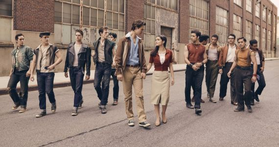 West Side Story First Look Reveals Spielberg's Remake Cast as Shooting Begins
