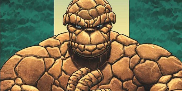 What The Rock Would Look Like As Fantastic Four's The Thing