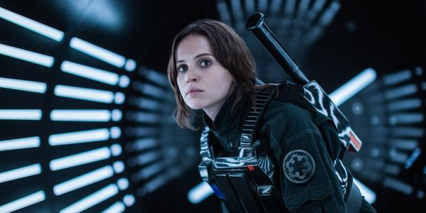 Rogue One's Felicity Jones Would Love To Play Jyn Erso Again