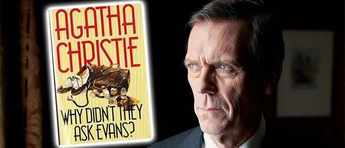 'Why Didn't They Ask Evans?' Limited Series Will Be Written, Directed, and Executive Produced by Hugh Laurie