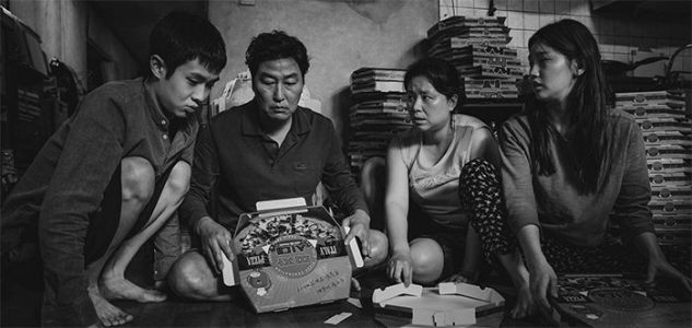 'Parasite' Getting Limited Re-Release in Black and White, Has Been Completed Since Before Cannes Premiere