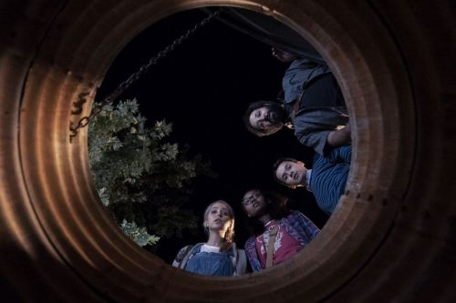 Stream It Or Skip It: 'Utopia' On Amazon Prime, Where Fans Of A Comic Book Have To Save The World
