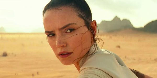 Chaos Walking And Star Wars' Daisy Ridley Explains Why She's Been So 'Lucky' With Roles