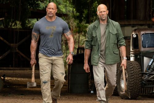 Dwayne Johnson Says Hobbs & Shaw Sequel In Development