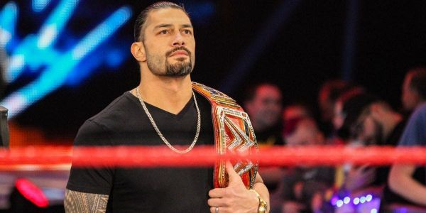 WWE's Roman Reigns Battling Leukemia, Taking Leave of Absence