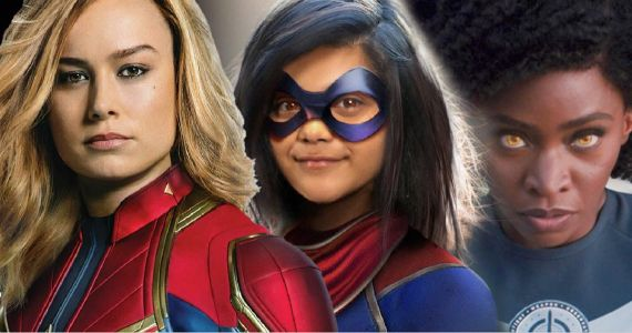 Captain Marvel 2 Synopsis Brings The Marvels Together for One Cosmic Adventure