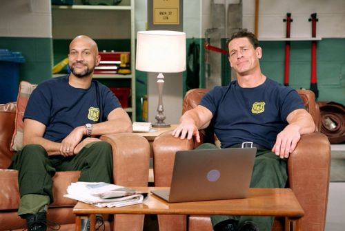 Exclusive Playing with Fire Clip Featuring John Cena & Keegan-Michael Key