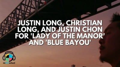 Justin Long, Christian Long, and Justin Chon for 'Lady of the Manor' and 'Blue Bayou'