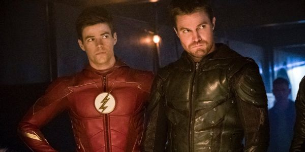 The Flash Will Bring a Little Comedy to Crisis on Earth-X
