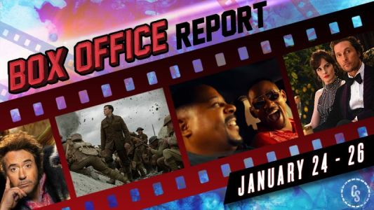 Bad Boys Take Down The Gentlemen at the Box Office