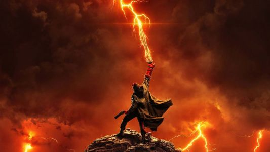 Darkness Calls with Two New Hellboy Posters
