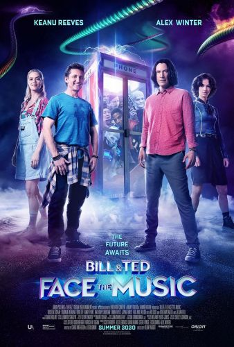 BILL & TED FACE THE MUSIC Exclusive Interview With Star Alex Winter About The Sequel's Long Journey
