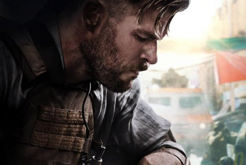 Extraction Poster Featuring Chris Hemsworth in Netflix Action Thriller